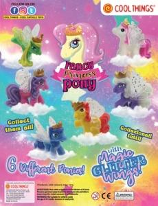 Fancy Princess Pony