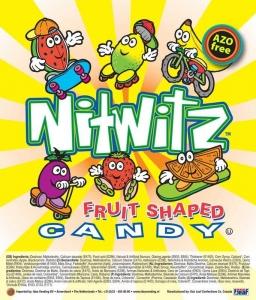 Nitwitz fruit shaped