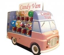 Special Candy van