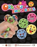 Orbeez emoji balls
